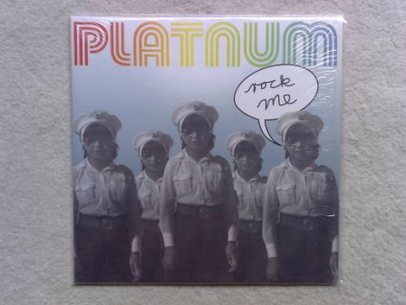PLATNUM - Rock Me - LP x 2
